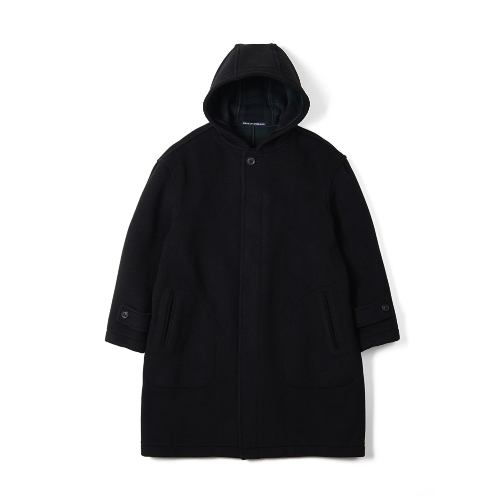 "LONDON TRADITION Seaton Oversize Coat ""Black"""