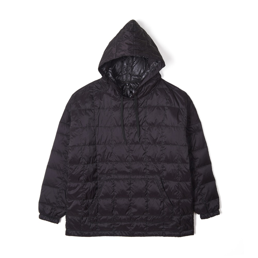 "TAION Over Size Down Parka ""Black"""