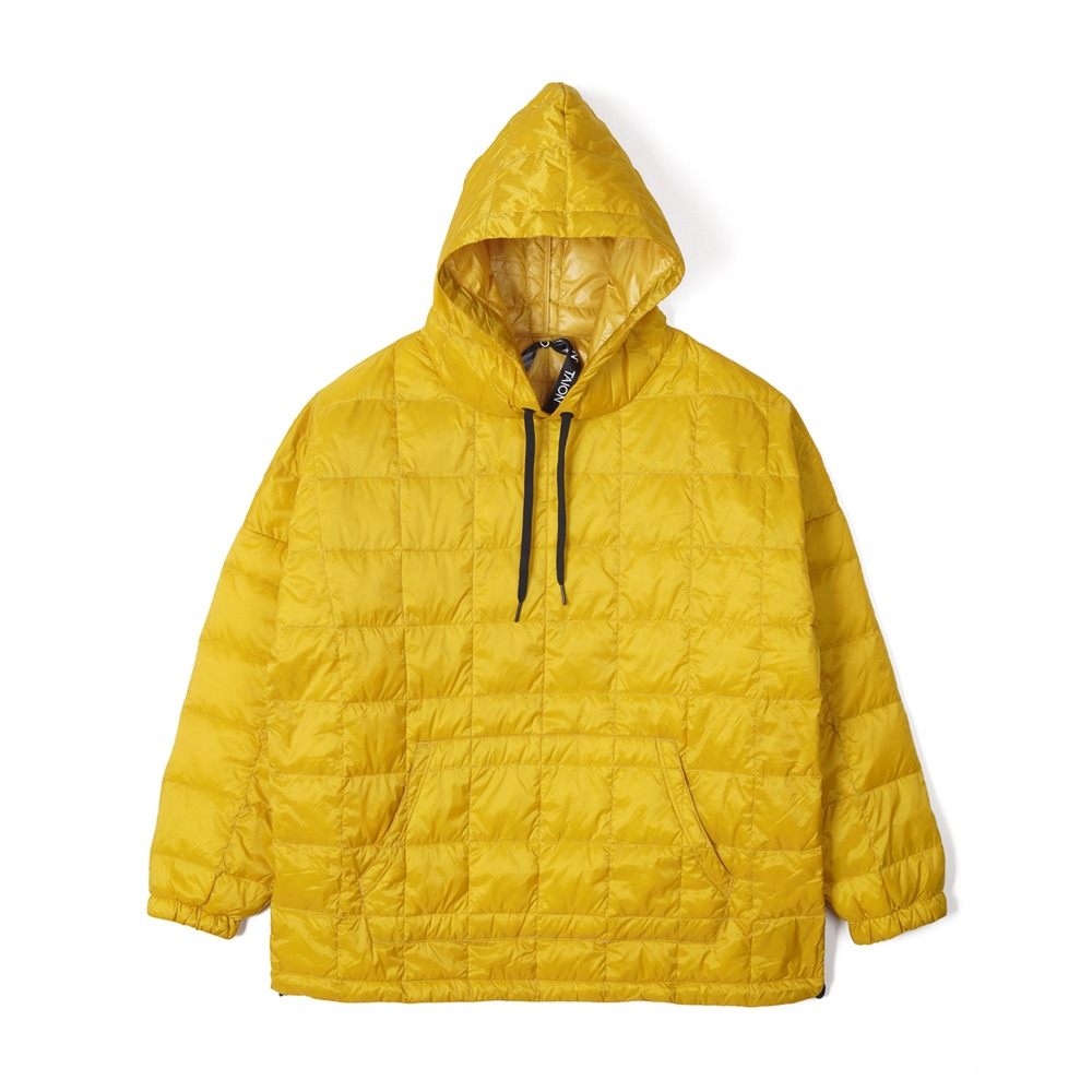 "TAION Over Size Down Parka ""D.Yellow"""